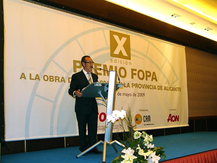Fopa Construction Award 2008 8