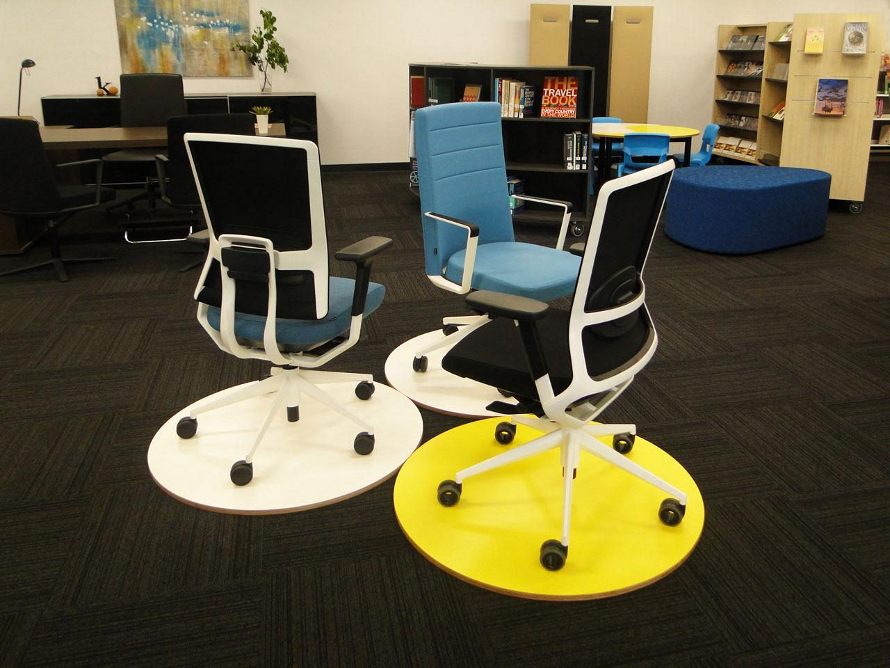 Resource Furniture, nuevo socio especializado en oficinas, bibliotecas y educación 6
