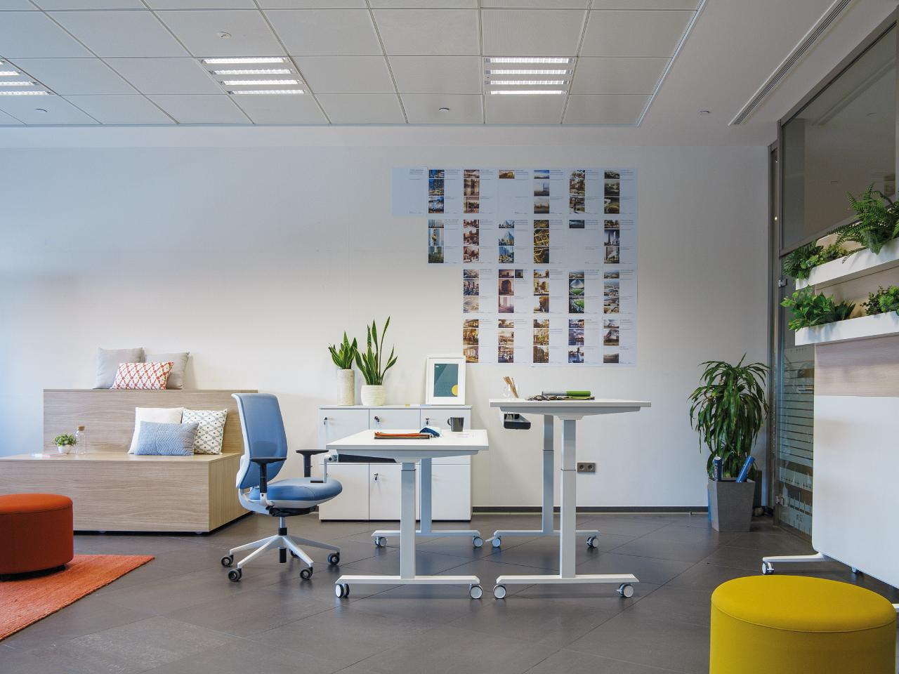 AGILE Solutions for Designing Workspaces 3