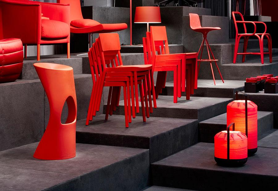 TNK 500 travels with the Red Show exhibition to promote good design 1