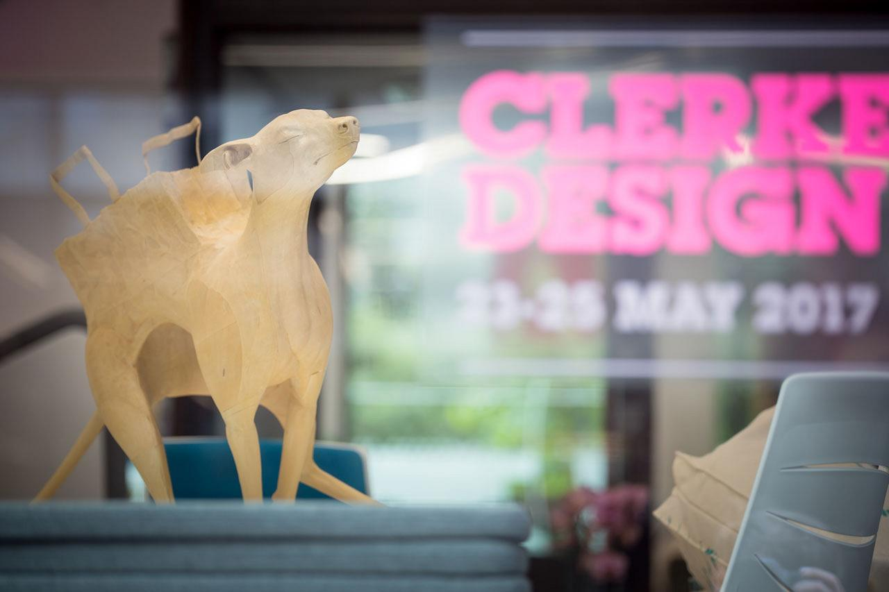 WELL, design et art cohabitent à la Clerkenwell Design Week 6