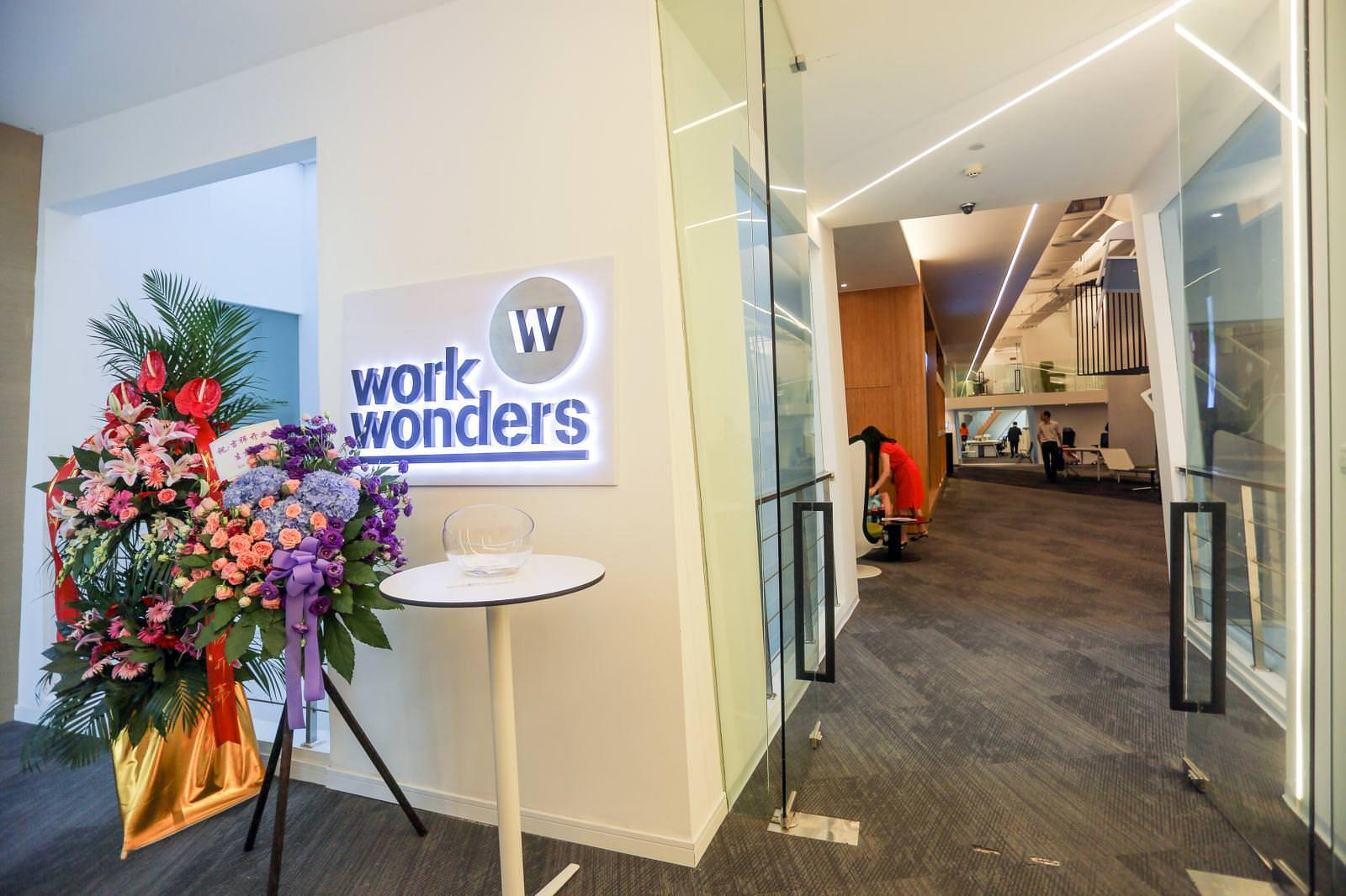 Work Wonders and Actiu join forces to walk side by side in the Chinese market 4
