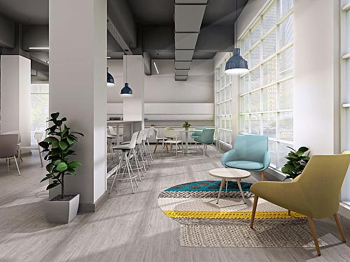Spaces for work and rest: the new reality for hotels