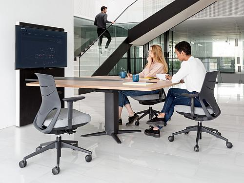 Gaia by Actiu®: smart, healthy and efficient spaces that connect with people