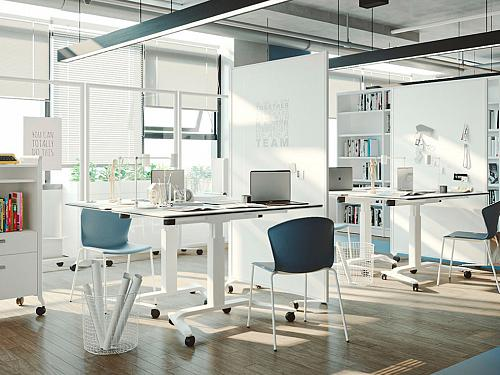 The consolidation of hybrid workspaces