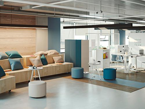 New Needs, new ways of working, new office uses