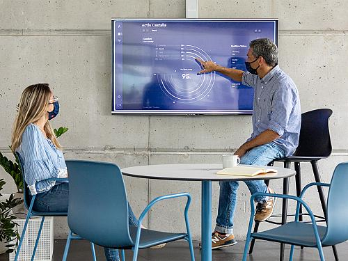 Technology and knowledge: safer and more motivating spaces