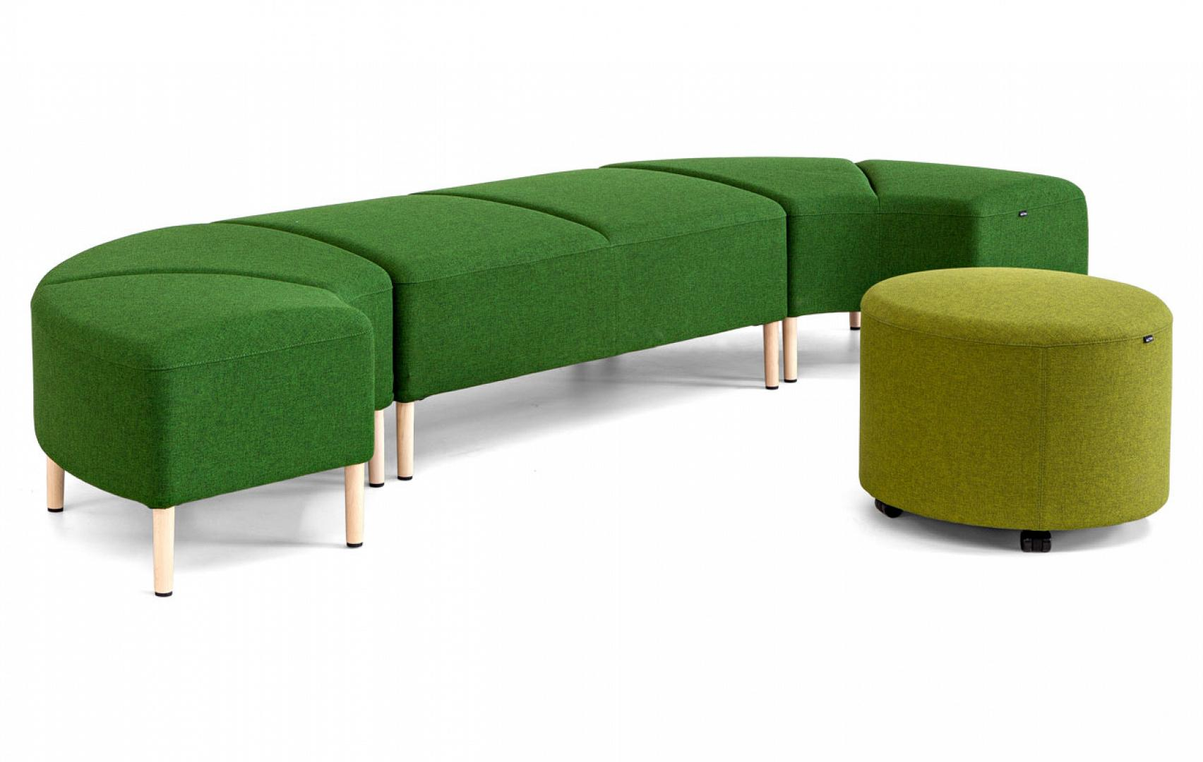 SOFT SEATING, warm appearance