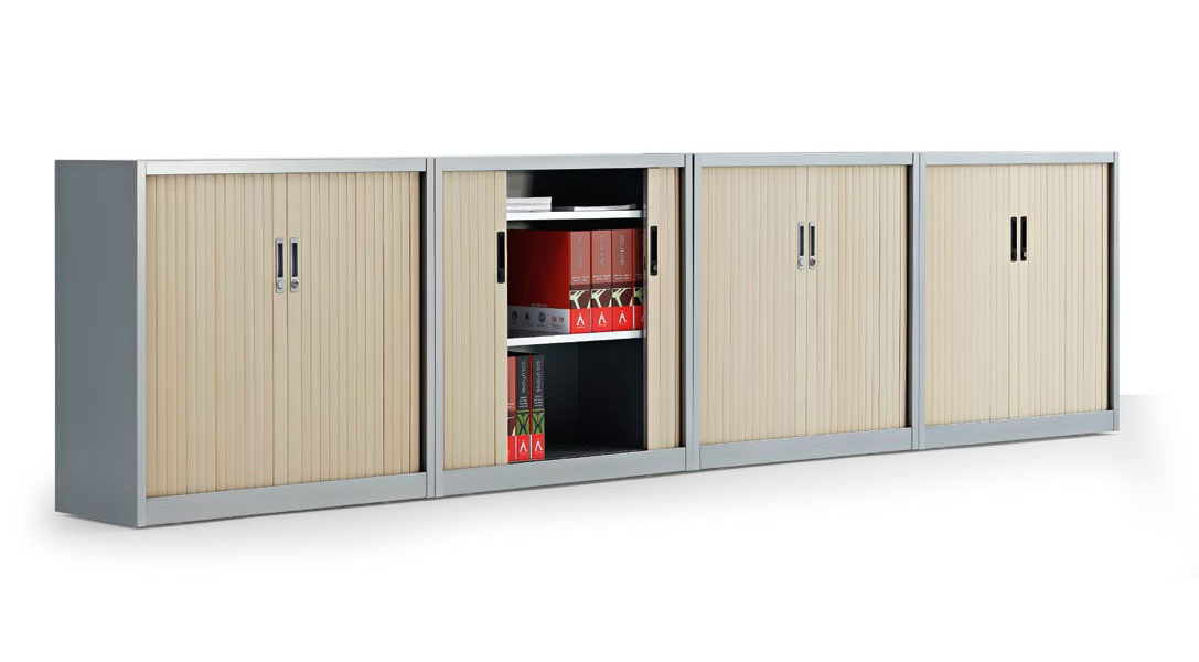 Tambour Doors Storages