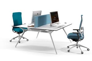 mesas de trabajo multipuesto
