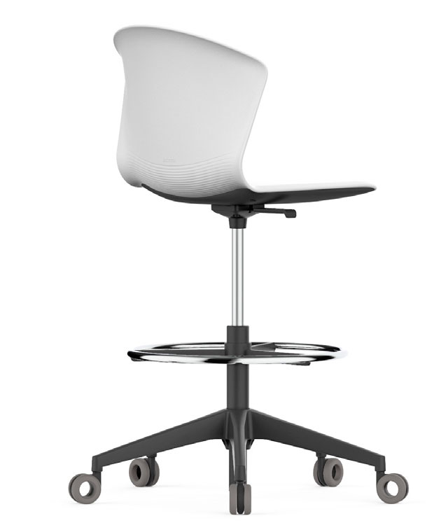 Draughtsman chair with Gas Lift