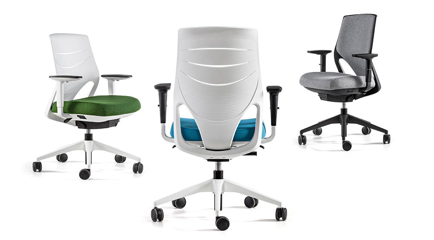 Awesome Efit Actiu Ergonomic Office Chair With A Distinctive Aesthetic Pabps2019 Chair Design Images Pabps2019Com