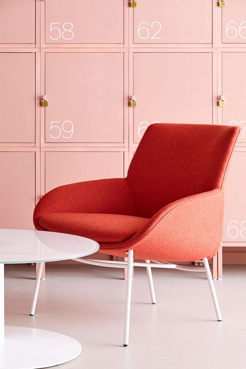 Wondrous Noom Actiu Armchairs And Chairs That Humanize The Space Pdpeps Interior Chair Design Pdpepsorg