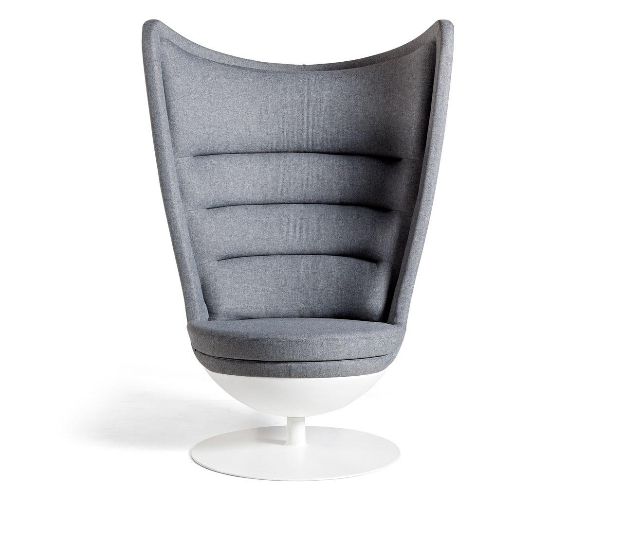 Iconic Armchair Badminton  Unique for Your Office | Actiu