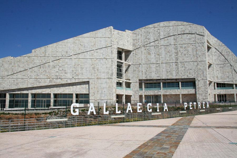 The City of Culture in Galicia 1