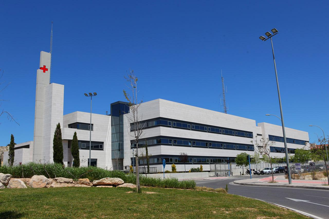 Provincial Red Cross Headquarters (Alicante) 1